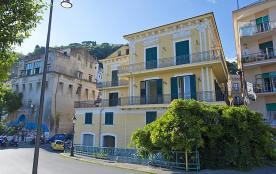 Appartement pour 2 personnes à Vietri sul Mare