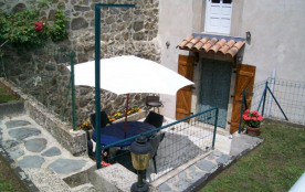 Situé dans le Parc Naturel Regional des Monts D'Ardèche, Saint Julien du Gua est un village paisi...