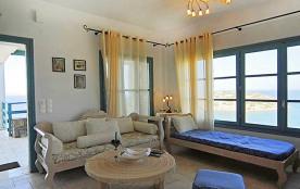 Maison pour 3 personnes à Mohlos