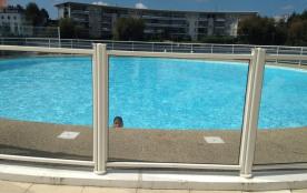 Studio les minimes avec piscine 3/4 personnes