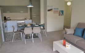 Appartement pour 1 personnes à Vieux-Boucau
