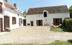 Gîtes de France - Dans le Perche en campagne, à 15 km de Vendôme et à 25 km de la Commanderie d'A...