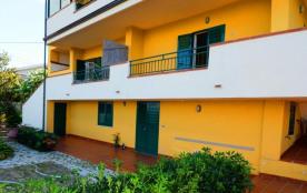 Appartement pour 3 personnes à Tropea