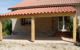 maison de vacances au calme proche d'Argelès ( 15 kms) on parle allemand, anglais, et espagnol.