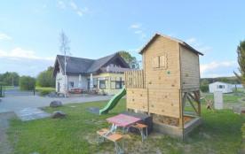 Campingplatz Jungferweiher, 4 locatifs