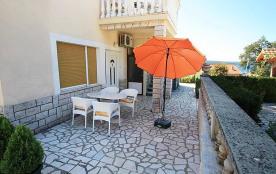 Appartement pour 3 personnes à Crikvenica