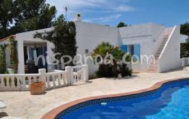 Villa de vacances sur la Costa Dorada avec pisci