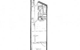 Studio 4 personnes (314)
