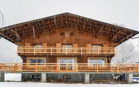 squarebreak, Vaste et chaleureux chalet vue Mont-Blanc