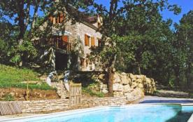 Maison de vacances - SALVIAC