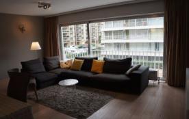 Ruim hedendaags 3-slaapkamer appartement te Nieuwpoort bad