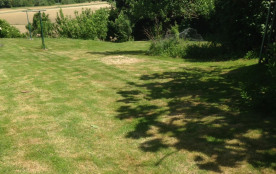 Jardin derrière