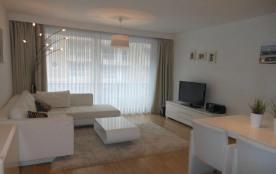 Modern ingericht appartement te Nieuwpoort