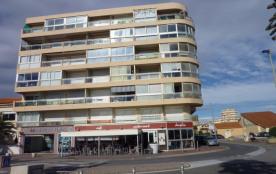 Résidence Trident - Deux pièces, 4 étage, n° 2 pour 4 personnes de 50 m².