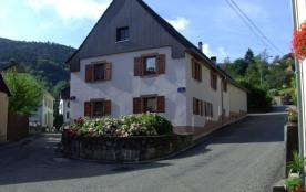 Maison situé à Lautenbachzell