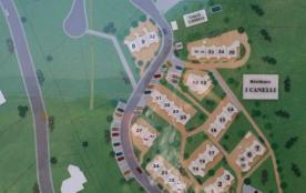le plan de la résidence I CANELLI