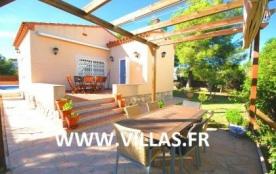 Villa DV Léon - Confortable villa située dans le quartier tranquille et recherché San Jordi et à ...