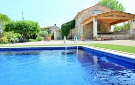 Très beau mas provencal avec piscine privative