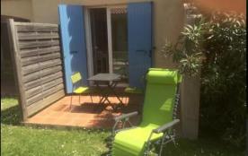 Petite terrasse du studio