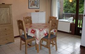 """Appartement T2, 39m2, tout confort Les Carroz (Domaine """"Grand Massif"""")"""