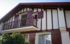 Appartement dans villa Anglet Côte Basque