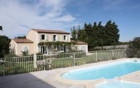 Le Mas des Palluds est une ravissante et spacieuse villa située dans le pittoresque village d'Eyr...