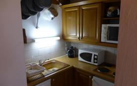 Appartement 2 pièces cabine 6 personnes (CC335)
