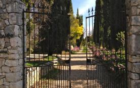 Villa historique romantique de charme