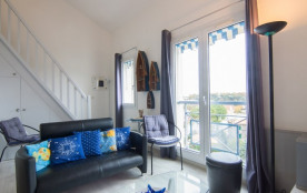 Appartement pour 3 personnes à Vaux Sur Mer