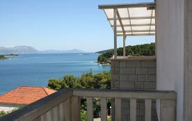 Appartement pour 3 personnes à Korčula/Lumbarda