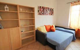 Appartement pour 2 personnes à Santo Stefano Magra