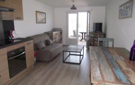 Appartement T2 de 30m²