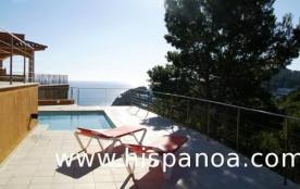 Sur le nord de l'Espagne, maison de vacances