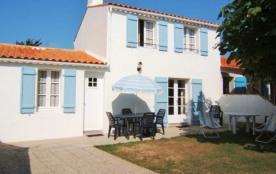 Maison 3 pièces - 60 m² environ- jusqu'à 5 personnes.