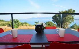 Appartement 55 M² pour 4 personne(s) à Agosta (Corse du Sud) vue Mer Ensoleillement optimal