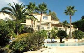 Villa à JUAN LES PINS