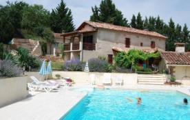 Appartement de plain pied 4 personnes avec piscine commune à proximité de Gaillac.