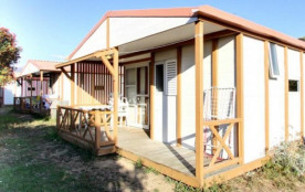 Camping Tikiti 3* - Chalet 5 pers. 2 chambres