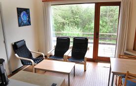 Studio pour 3 personnes à Waulsort