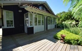 Villa à CAP FERRET