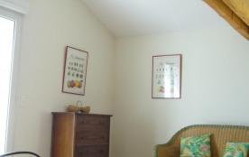 chambre 1 et son espace détente