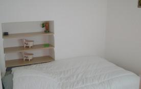 chambre 1 - lit 120 x 190