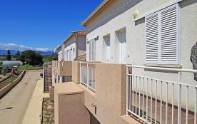 Appartement pour 2 personnes à Bravone/Bravonne