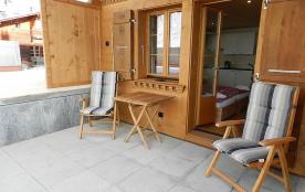Appartement pour 1 personnes à Lauenen b. Gstaad