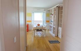 Appartement pour 2 personnes à Ascain