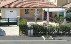 villa indépendante, avec terrasse et jardin / 6 a 8 p. proche des plages