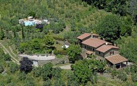 Maison pour 7 personnes à Montevarchi