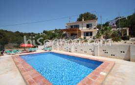 Villa de vacances Costa Blanca - Villa vue mer à Benissa