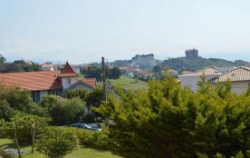 Biarritz (64) - Vue mer - Proche de la plage - Studio - 23 m² environ - jusqu'à 2 personnes - Sit...