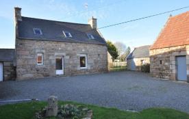 N°675 - Maison bretonne de charme à 2 km des pl